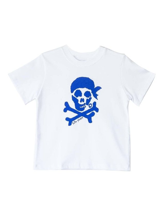 Remera Varòn estampa Pirata