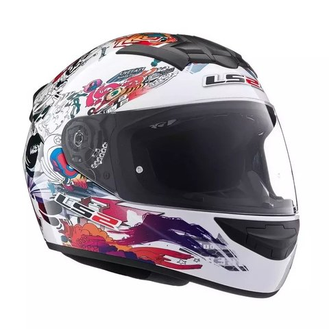 Casco LS2 Comic 352