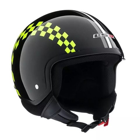 Casco LS2 Wave Dinoco 561