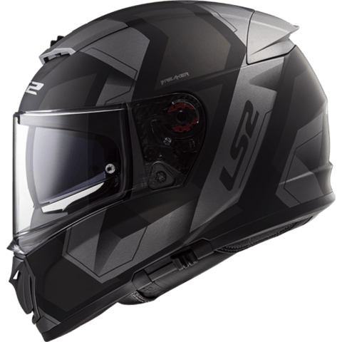CASCO 390 BREAKER PHYSICS NEGRO MATE TITANIO en internet