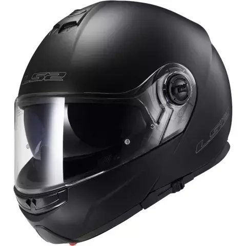 Casco LS2 Strobe Solid Matt Black 325 en internet