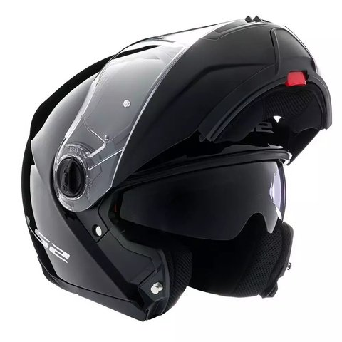Casco LS2 Strobe Solid Gloss Black 325 en internet