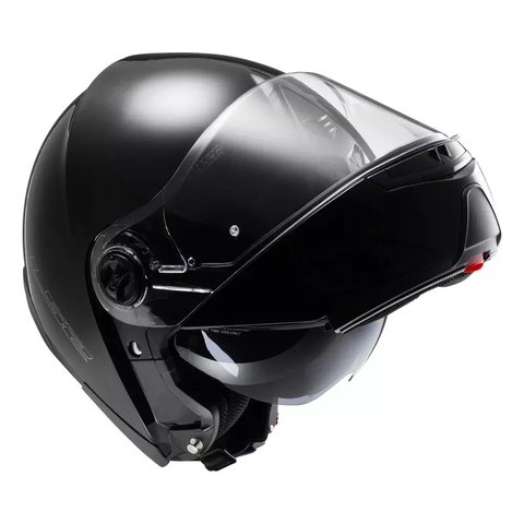 Casco LS2 Strobe Solid Gloss Black 325 - RH Motos