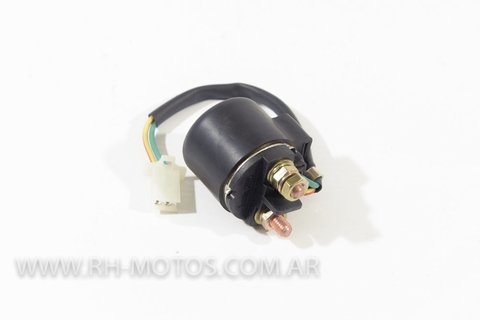Relay Chanchita De Arranque Original Zanella Rz 25 R en internet