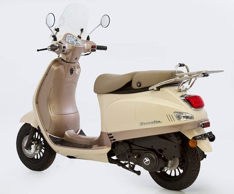 Scooter Zanella Styler Exclusive 150 Z3 - RH Motos