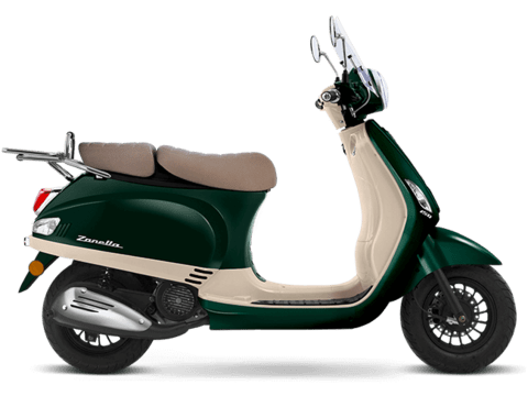 Scooter Zanella Styler Exclusive 150 Z3 en internet
