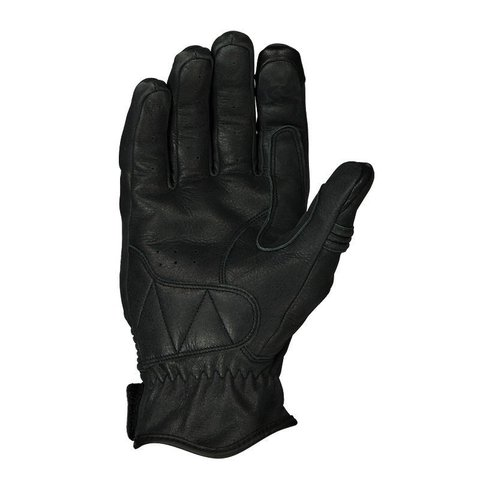 GUANTE CORTO ZIP NEGRO NINE TO ONE BY LS2 - comprar online
