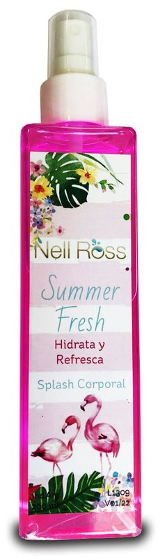 Splash Corporal Summer Fresh - comprar online