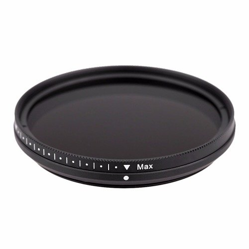 Filtro Densidad Neutra Nd Variable Nd2 Nd400 Fotga 55mm - tienda online