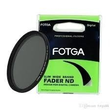 Filtro Densidad Neutra Nd Variable Nd2 Nd400 Fotga 77mm - comprar online