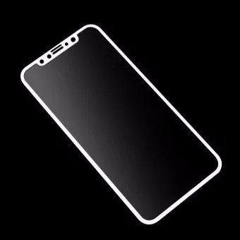 Film Protector X Vidrio Templado Iphone X Cover Glass Screen - tienda online