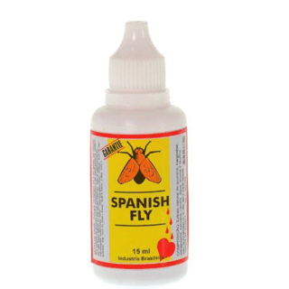 Spanish Fly - Liquido do Besouro 15 ml