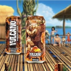 Kit Vulcano Energy Drink Street Fighter Todas as latas na internet
