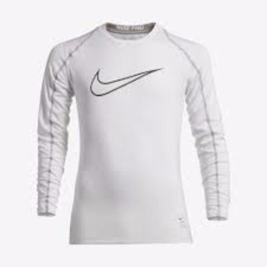 937fd503e27b37  Camiseta Nike Cool Compressão Masculina Nike  35e75e8e43fec2  Camisa Nike Pro Top Compressão Manga Longa (Rash Guard)  Branca Tam . 1eb61a79245e8