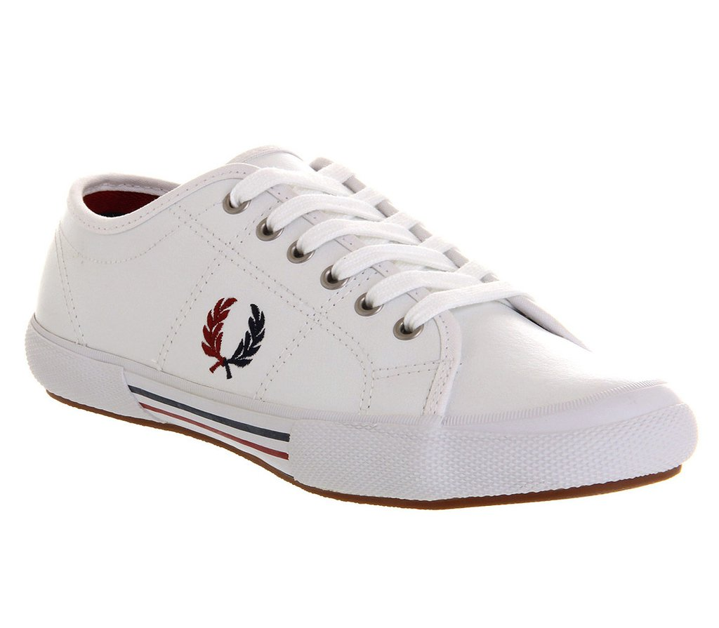 1df7002a1d9 Sapatênis Fred Perry - Branco