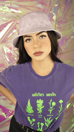 T-shirt Witches Weed - Unicosmic