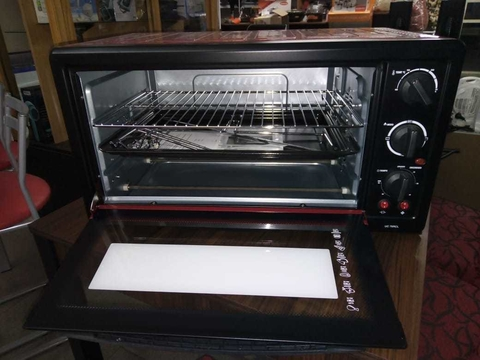 Horno Eléctrico ULTRACOMB Mod: UC-75 RCL  75lts