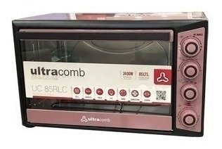 Horno Eléctrico ULTRACOMB   Mod: UC-85 RCL  85lts