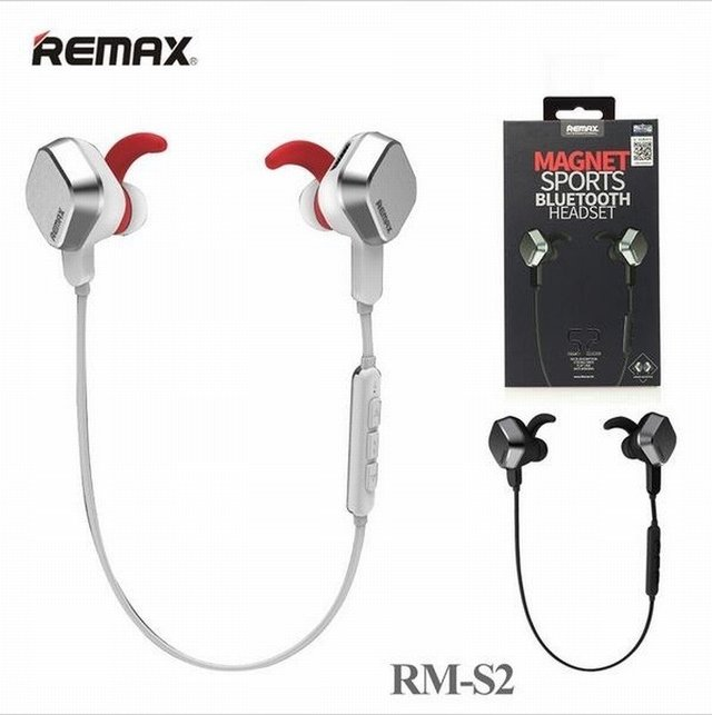 AURICULAR REMAX BLUETOOTH SPORT