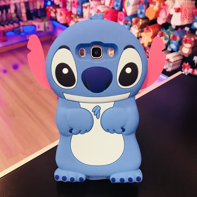 FUNDA ANIMADAS STITCH