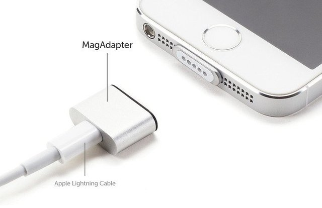 CABLE MAGNÉTICO LIGHTNING - GRIFFIN