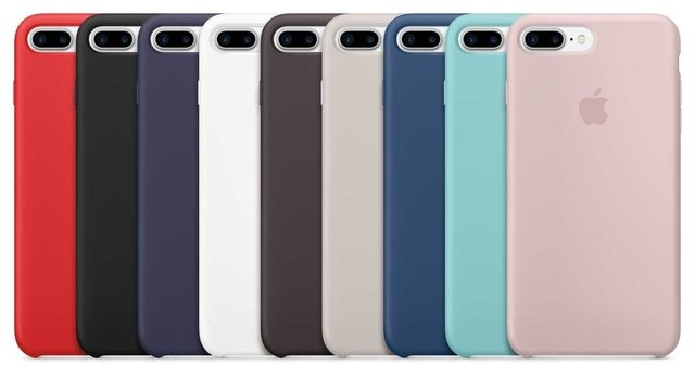 FUNDA ORIGINAL IPHONE 7 PLUS