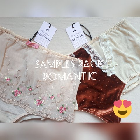 SAMPLES PACK ROMANTIC