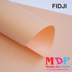 Papel Color Plus Fidji - Rosa  180G A4 10 fls