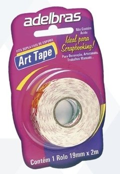 Fita Art Tape 19x2 Ideal para scrapbooking