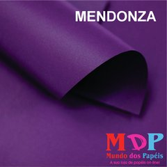 Papel Color Plus Mendonza - Açaí  180G A4 10 fls