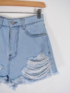 SHORT JEAN MOM ANDY ROTURAS - comprar online