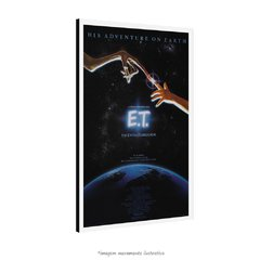 Poster E.T. - O Extraterrestre - Clássico na internet