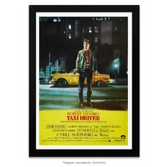 Poster Taxi Driver - Clássico