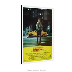 Poster Taxi Driver - Clássico na internet