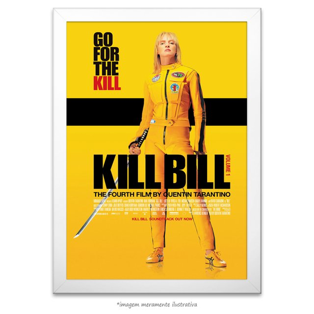 Poster Kill Bill: Volume 1 - comprar online