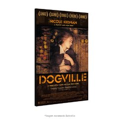 Poster Dogville na internet