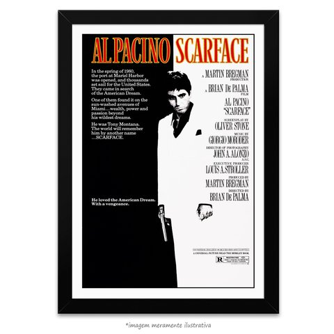 Poster Scarface