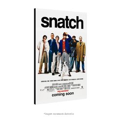 Poster Snatch - Porcos e Diamantes na internet