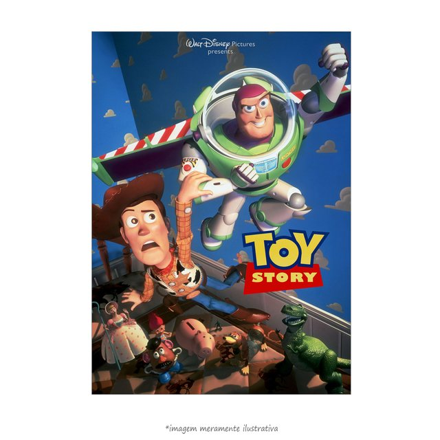 Poster Toy Story - QueroPosters.com
