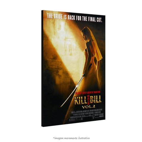 Poster Kill Bill: Volume 2 na internet