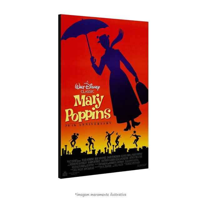 Poster Mary Poppins - QueroPosters.com