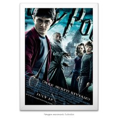 Poster Harry Potter e o Enigma do Príncipe - comprar online