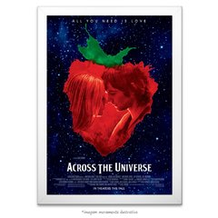 Poster Across the Universe - comprar online