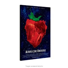 Poster Across the Universe na internet