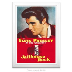 Poster Prisioneiro do Rock and Roll - comprar online