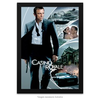 Poster Cassino Royale