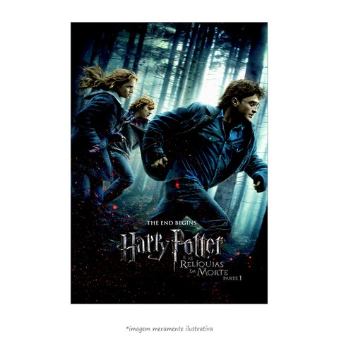 Poster Harry Potter e as Relíquias da Morte: Parte 1