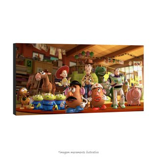 Poster Toy Story 3 na internet