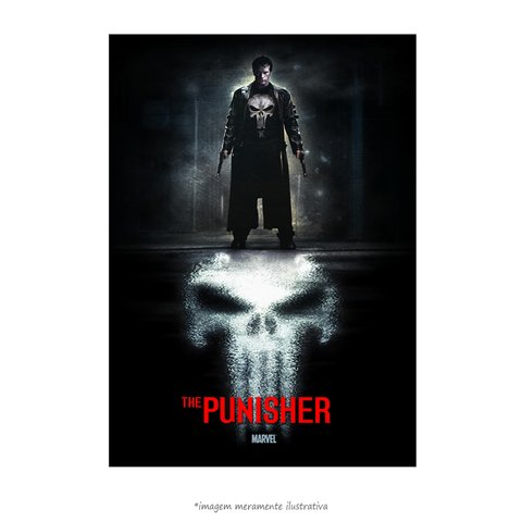 Poster The Punisher - O Justiceiro