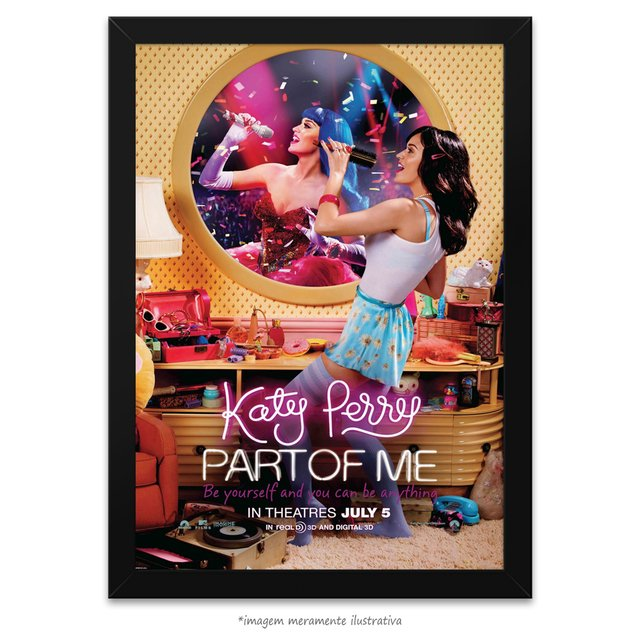 Poster Katy Perry Part Of Me